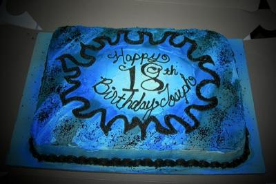 18th Birthday Cakes For Boys http://www.coolest-birthday-cakes.com/18th-birthday-cake.html