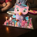 Giggle and Hoot Birthday Cakes