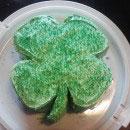 St Patricks Day Birthday Cakes