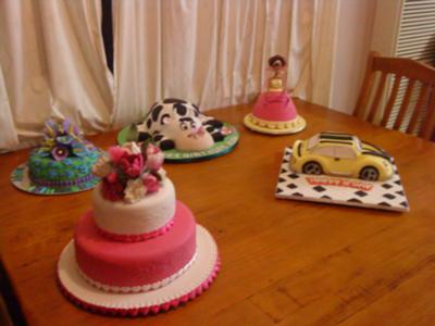 SHOW CAKES