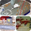 Aircraft Carrier Birthday Cakes