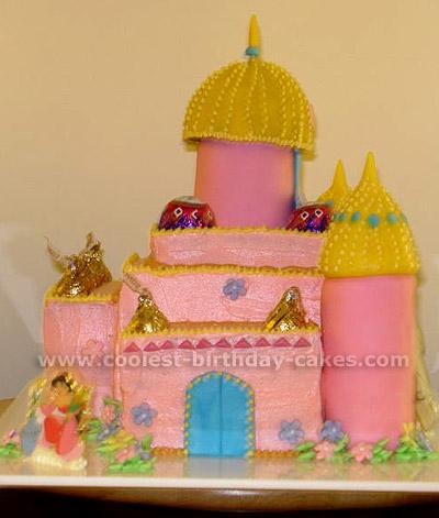 Aladdin Disney Cake Photo