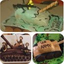 Army Tanks Birthday Cakes