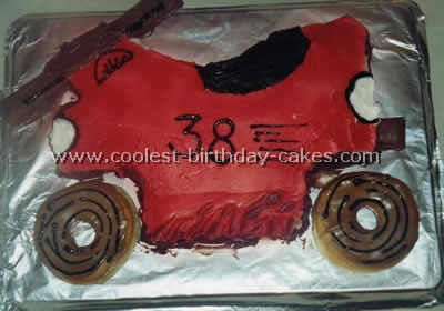 Coolest Homemade Atv Cakes
