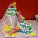 Care Bears Birthday Cakes