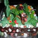 Dragonvale Birthday Cakes