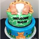 Lion King Birthday Cakes