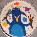 Baby Einstein Van Goat Birthday Cakes