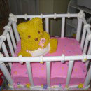Teddy Bears and Baby Bears Birthday Cakes