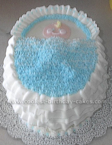 how much are baby shower cakes