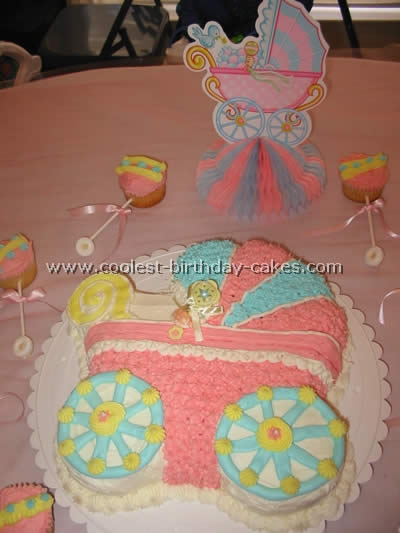 Coolest Baby Shower Cake Idea