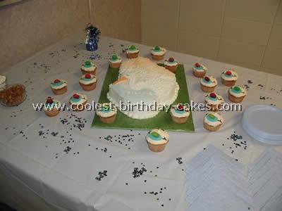 Baby Shower Cake Photos