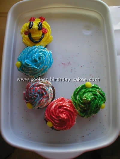 Baby Einstein Cake Photo