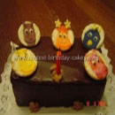 Backyardigans Scene Birthday Cakes