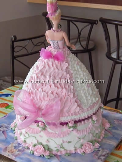 Barbie Birthday Cake Picture