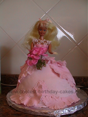 barbie birthday cake coolest cake designs to make awesome cakes 1496