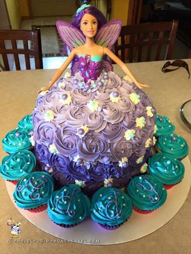 Www Coolest Birthday Cakes Com Barbie