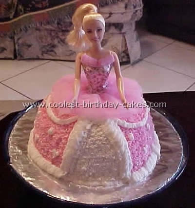 Coolest Barbie Doll Cake Photos And Tips