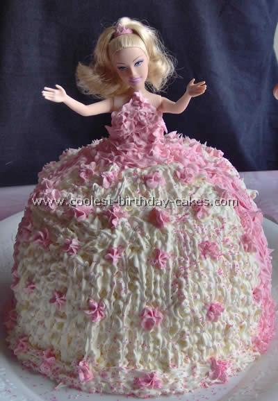 Happy Birthday Cake Barbie Doll Barbie Doll Birthday Cake