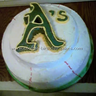 Coolest Baseball Cakes