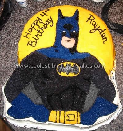 cool batman cake with wilton batman pan batman cakes batman cake