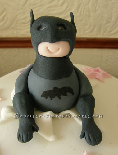 Coolest Batman Birthday Cake