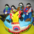 Beatles Birthday Cakes