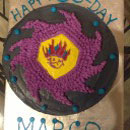 Bayblade Birthday Cakes