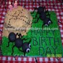 Ants Birthday Cakes