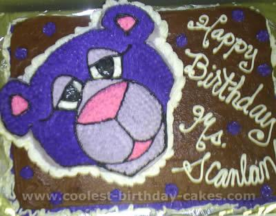 Panther Birthday Cake Ideas