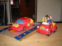 Birthday Cake Ideas for Children