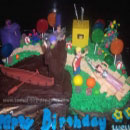 Charlie and the Chocolate Factory Birthday Cakes