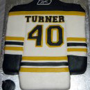 Hockey Birthday Cakes