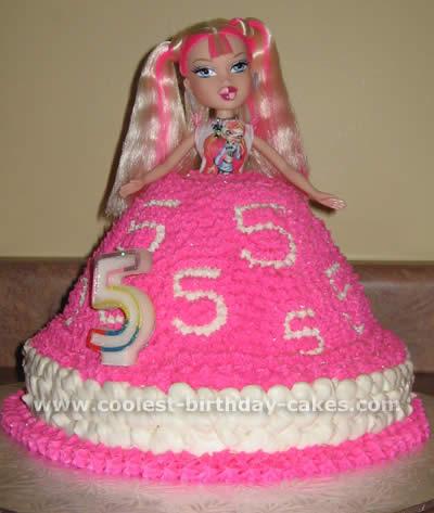 Bratz Cake Photo