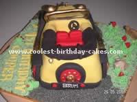 Brum Cake Photo