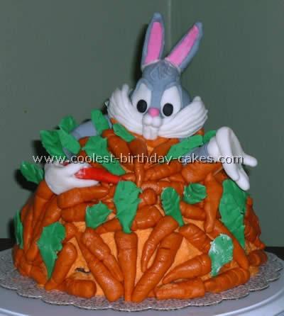 Bugs Bunny Cake Photo