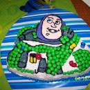 Buzz Lightyear Birthday Cakes