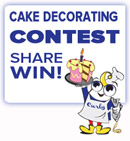 Cake of the Month Decorating Contest