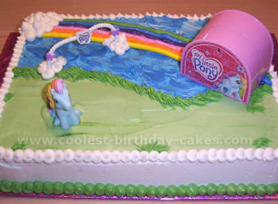 Coolest My Little Pony Cake Design Ideas And Tips 6