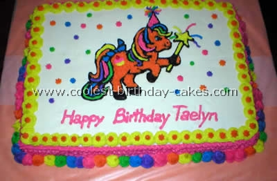 Coolest My Little Pony Cake Design Ideas And Tips 2