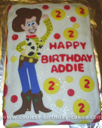 Woody Cake Frosting Recipes