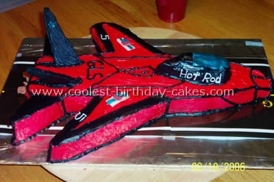 Awesome Airplane Cakes For An Amazing Birthday Cake Idea