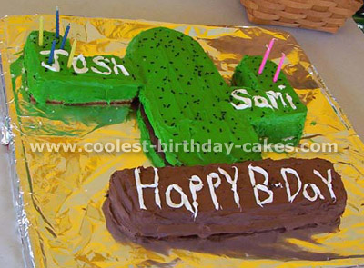 Cactus Cake Decorating Tips
