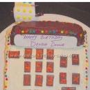 Calculators Birthday Cakes