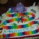 Candyland Birthday Cakes