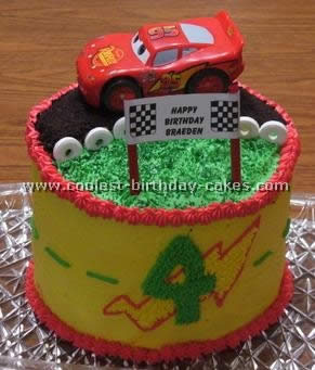 Coolest Homemade Cars film Scene Cakes
