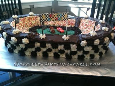 Coolest Disney Cars Birthday Cake