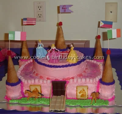 Homemade Castle Cake Recipes