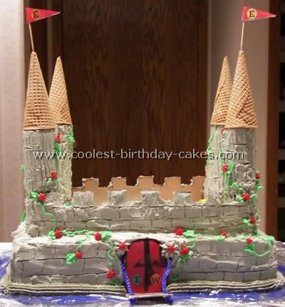 Homemade Castle Cake Recipes