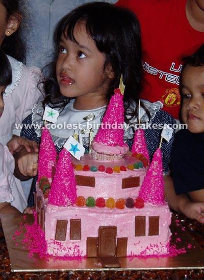 Castle Cakes